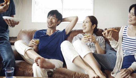 [東京,大阪でシェアハウス歴6年が経験した恋愛調査]リアルテラスハウスなのか?