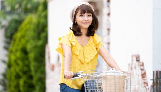 特に何かをしてダイエットをするのが嫌な人は、通勤や通学を自転車に乗って行くと良い?