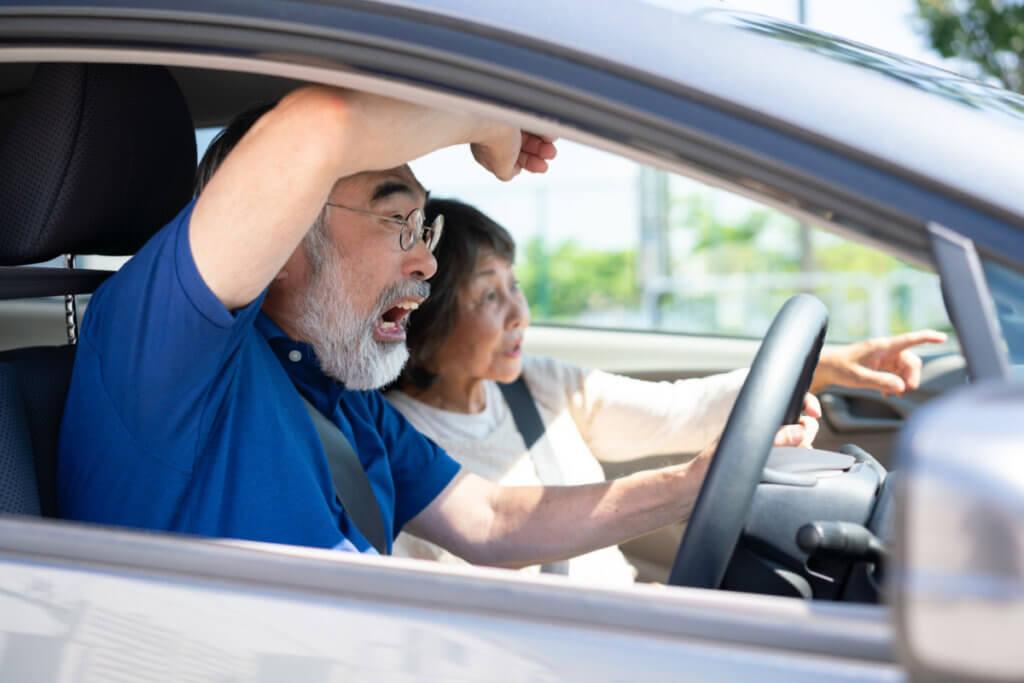 高齢者ドライバー